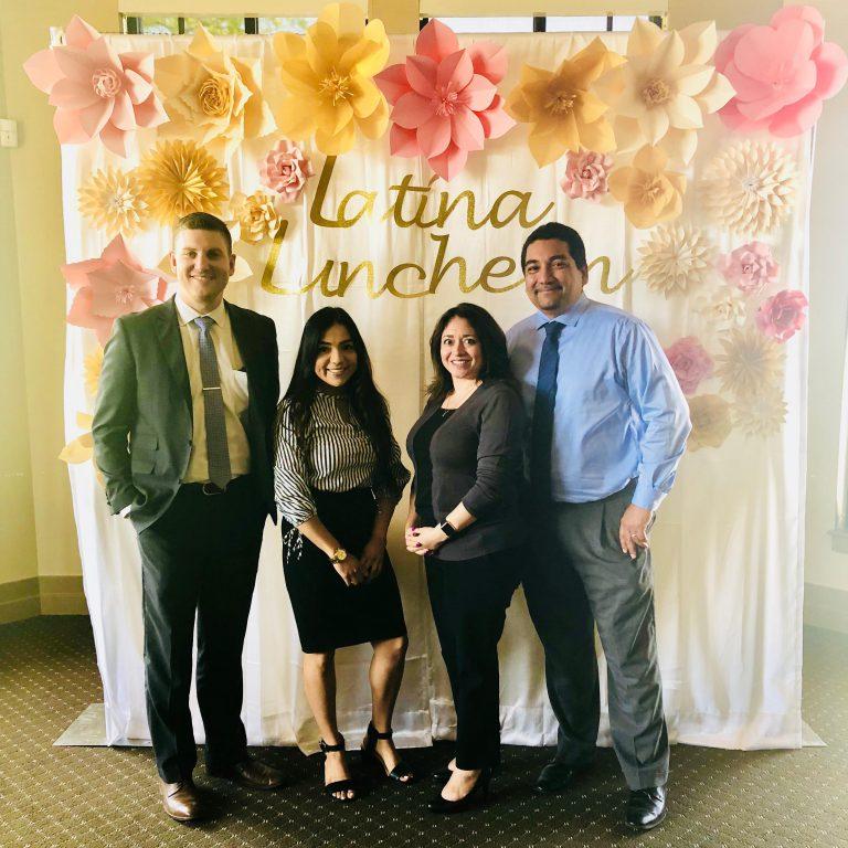 Josh Hunsucker, Melissa Bocanegra, Lisa Blanco Jimenez, and Richie Aranda